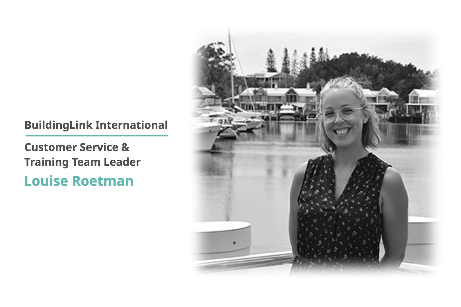Interview with BuildingLink's: Louise Roetman, Customer Service and Training Team Leader